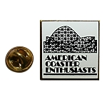 ACE Square Lapel Pin