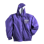 ACE Nylon Jacket - Purple