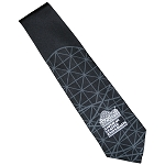 Custom Silk Wet Dye Imprinted Tie