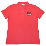 Ladies 100% Cotton Pique Polo - Mango