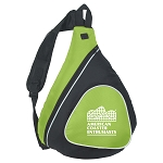 ACE Sling Backpack - Lime