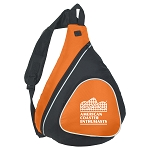 ACE Sling Backpack - Orange