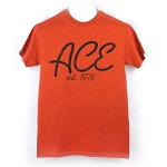 ACE Established Tee - Antique Orange