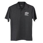 Sport-Tek PosiCharge RacerMesh Polo with New Logo -- Graphite Grey