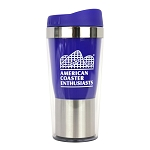 ACE 16oz. Auto Mug Royal