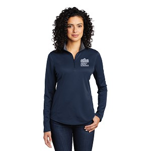 ACE Ladies Silk Touch Performance 1/4 Zip