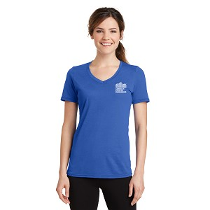 ACE Performance Ladies Tee TrueRoyal